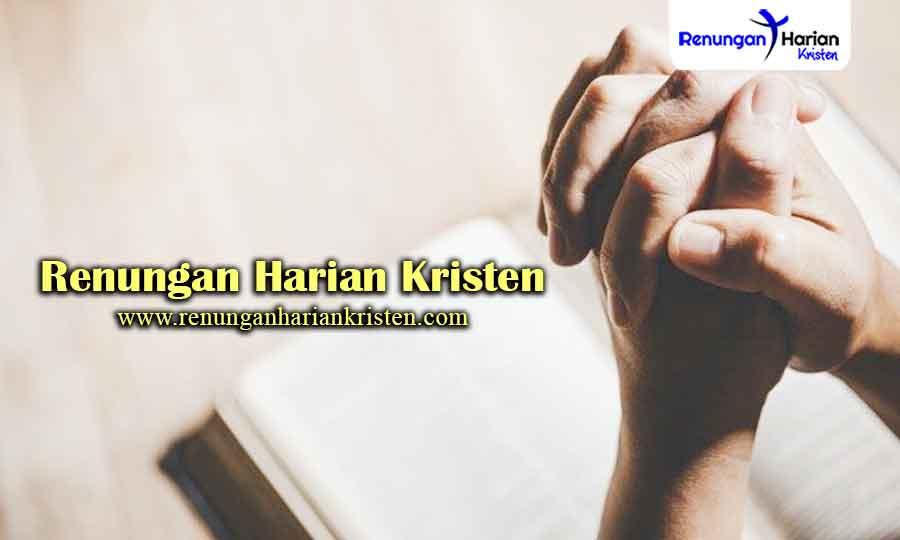renungan-harian-kristen-terbaru-dan-terlengkap