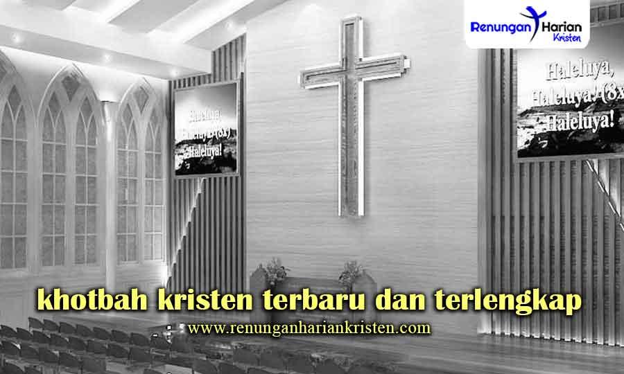 khotbah-kristen-terbaru-dan-terlengkap