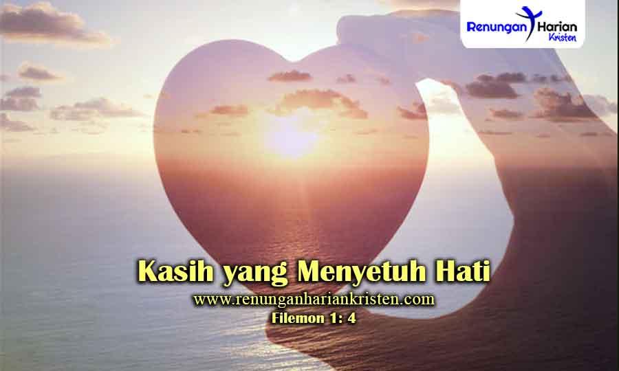 Renungan-Filemon-1-4-Kasih-yang-Menyetuh-Hati