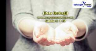 Renungan-Galatia-6-1-10-(Rela-Berbagi)